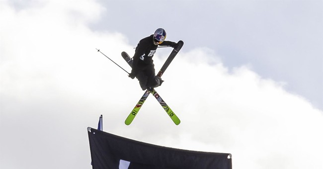 Bumpy road: Goepper overcomes depression for 2nd Olympic run
