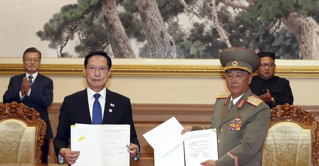 Korea says peace treaty no bargaining chip for denuclearization