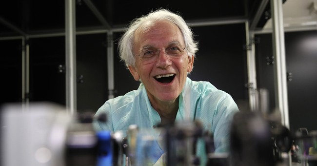 Science fiction into reality Nobel Prize honors laser work