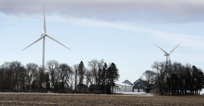 No free lunch for renewables: More wind power would warm US