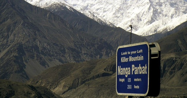 Rescued French climber recovering in Pakistani hospital