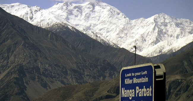 Rescuers in Pakistan call off efforts to save Polish climber