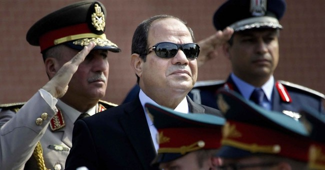 Egyptian opposition figures say boycott presidential vote
