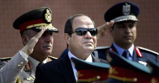 Egyptian opposition figures say boycott presidential vote