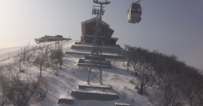 Koreas try out Olympic diplomacy at North Korean ski resort