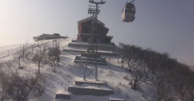 Koreas try out Olympic diplomacy at North Korean ski resort