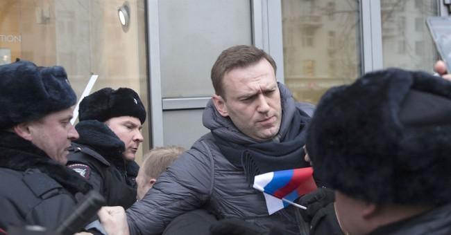 Navalny's spokeswoman sentenced to 5 days in custody