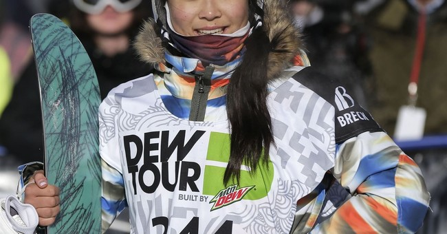 Chloe Kim: California kid heads to South Korea's games