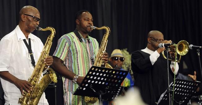 Musicians at South African memorial celebrate Hugh Masekela