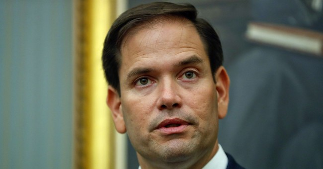 """Sen. Marco Rubio fires chief of staff for """"improper conduct"""""""