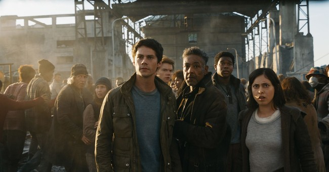Box Office Top 20: 'Maze Runner' races to No. 1 with $24.2M