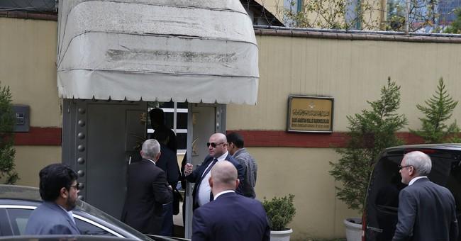 Saudi Arabia denies journalist killed at consulate in Turkey