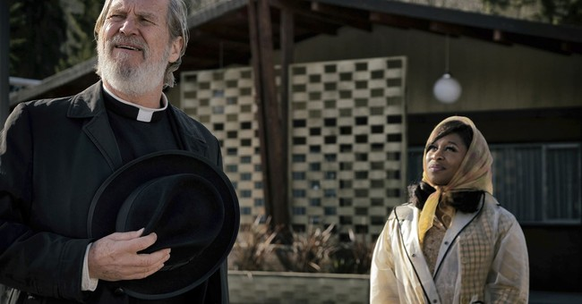 Review: In 'Bad Times at the El Royale,' a motel's mysteries