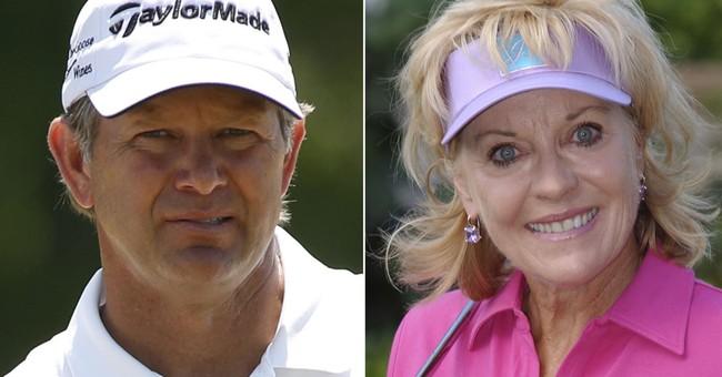 Goosen, Stephenson among 5 selected for golf Hall of Fame