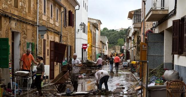 German couple found dead; Mallorca flood deaths now 12