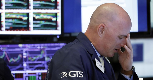 High-flying tech stocks at forefront of Wall Street's slump
