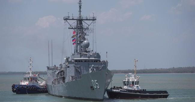 Australia assigns warship to enforce North Korean sanctions