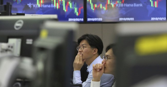 World markets claw back losses on possible Trump-Xi meet