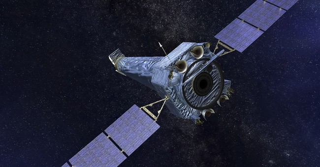 Another NASA space telescope just went into safe mode