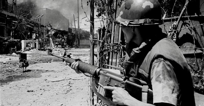 AP WAS THERE: The Vietnam War's Tet Offensive