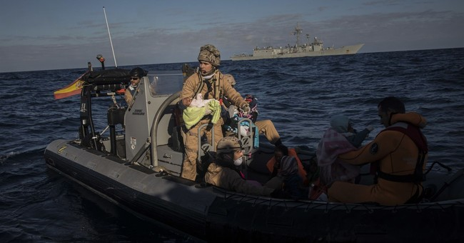 Spain: Dozens of children among 329 migrants rescued at sea