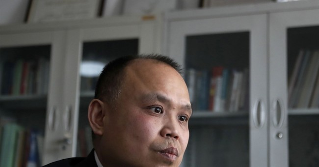 Chinese rights lawyer charged with inciting subversion
