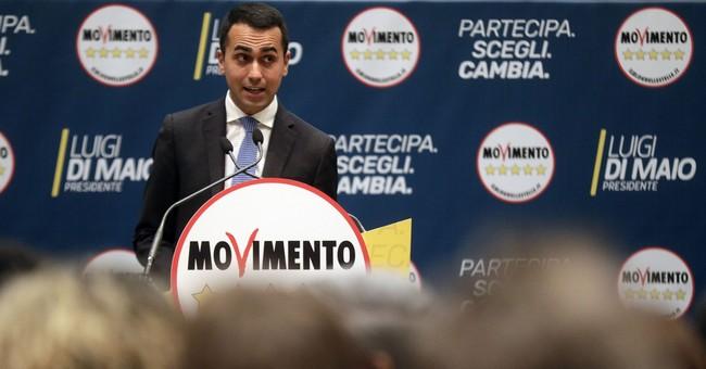 Italian populist candidates boast they're non-politicians