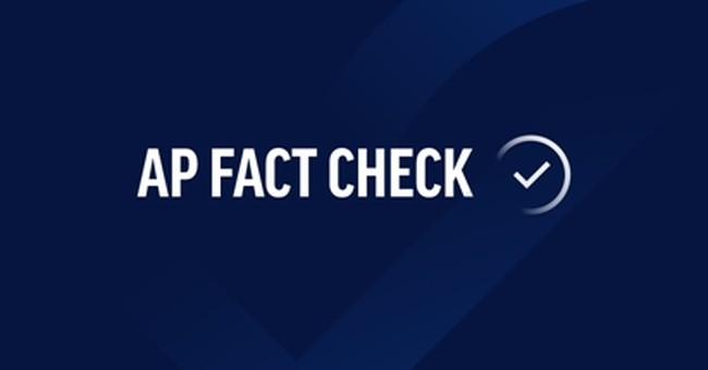 AP FACT CHECK: Trump on middle class and taxes
