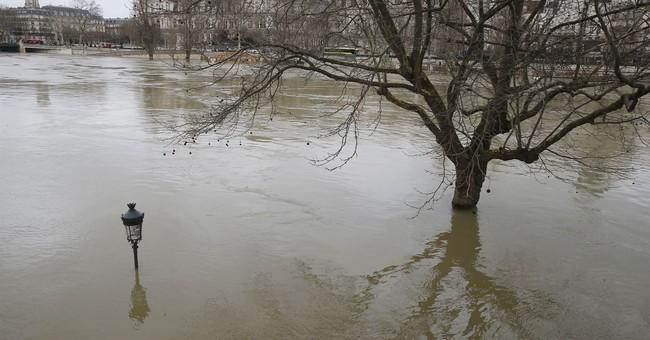 Floods peak in Paris as France sees worst rains in 50 years