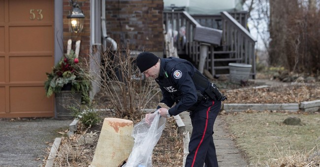 Police search gardens for alleged serial killer victims