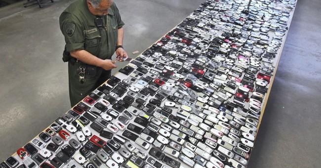Wireless industry: Court orders needed to block prison calls