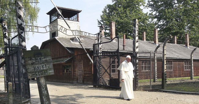 "Pope denounces Holocaust ""indifference"" amid Polish uproar"
