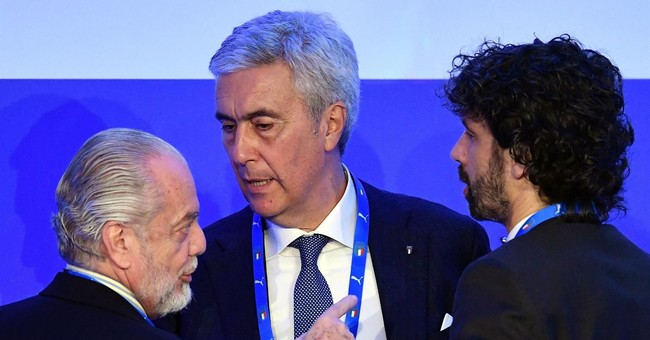 After failed election, Italian FA faces emergency measures