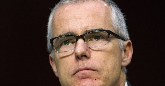 The Latest: FBI deputy director abruptly steps down