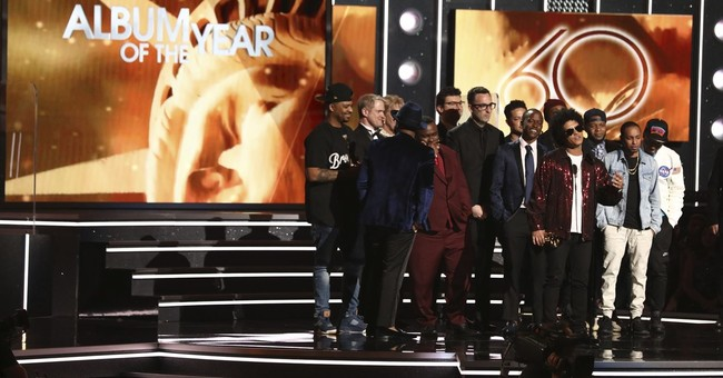 Sharp drop in ratings for Grammy Awards this year