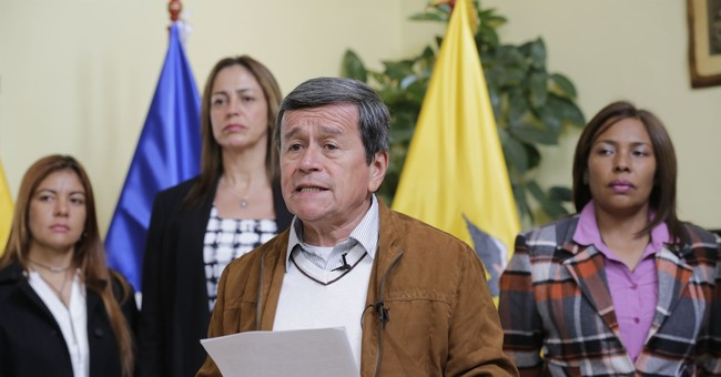 Colombia suspends peace talks with ELN rebels over bombings