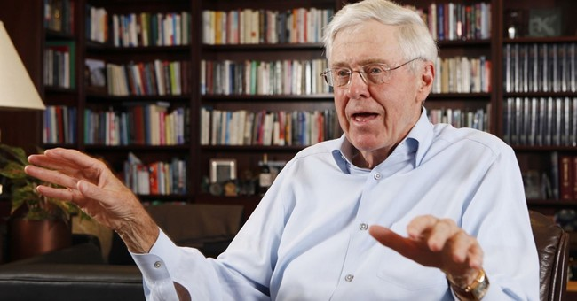 Kochs warm to Trump policies, not behavior