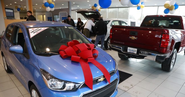 Auto interest rates on the rise for those with poor credit