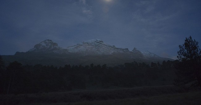 Sanctuary on side of Mexican volcano could be universe model