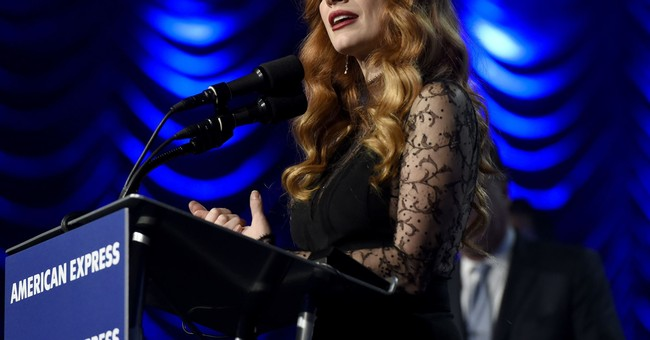 Jessica Chastain: 'Major change is coming' to Hollywood