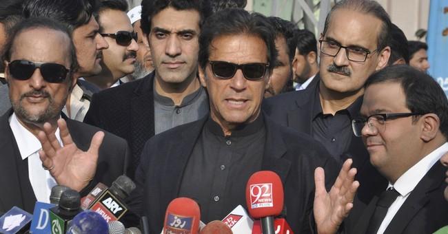 Pakistan's cricket star politician slams Trump as 'ignorant'