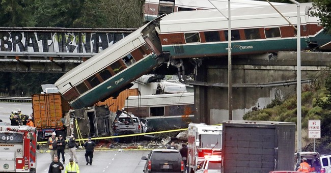 Conductor, passenger injured in deadly Amtrak crash sue