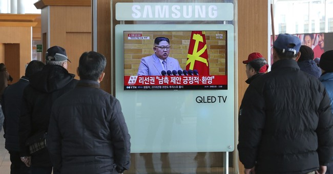 The Latest: UN leader welcomes Koreas' communications link