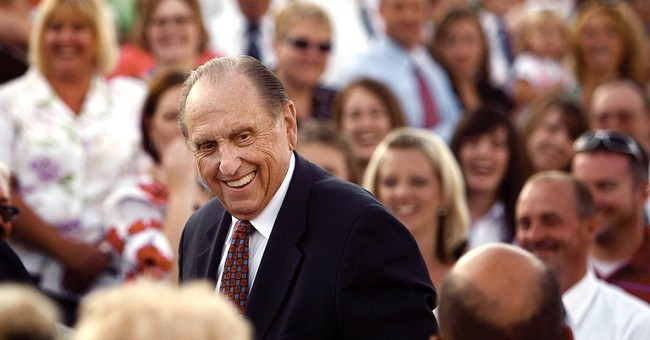 Correction: Obit-Thomas Monson story