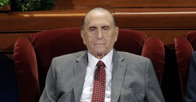 Church president was familiar face to generations of Mormons