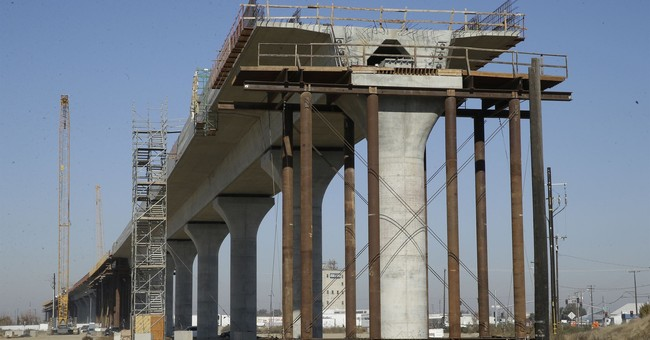 California bullet train project faces audit as costs climb