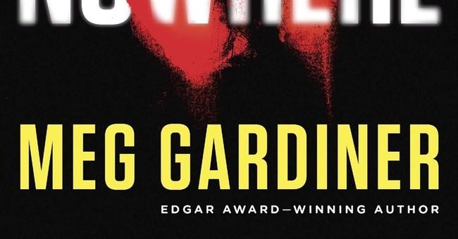 Meg Gardiner's 'Black Nowhere' has strong female character