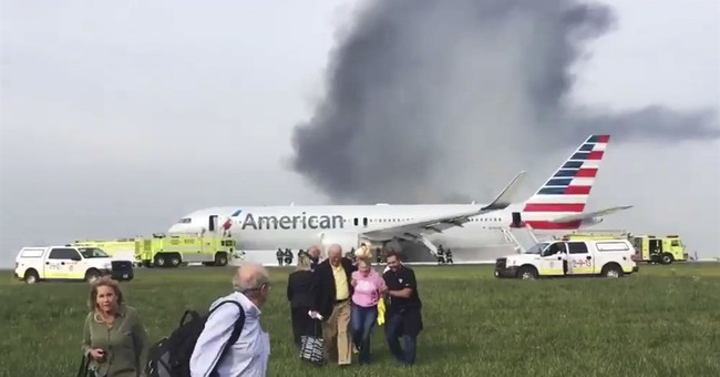 NTSB: Communication problems after American engine fire
