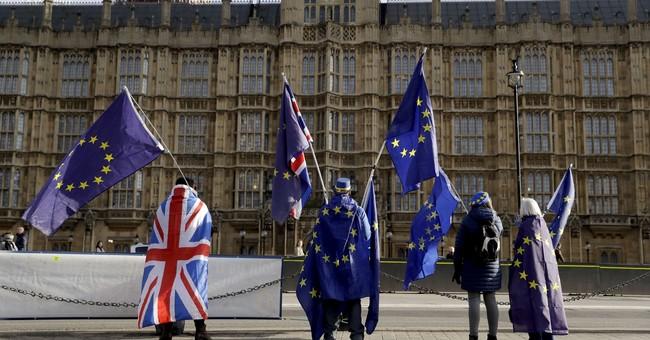 Leaked forecast of economic woe inflames UK Brexit debate