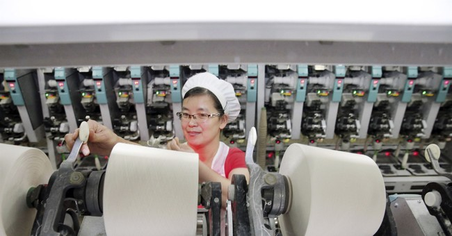 China factory activity slows to 8-month low on softer demand
